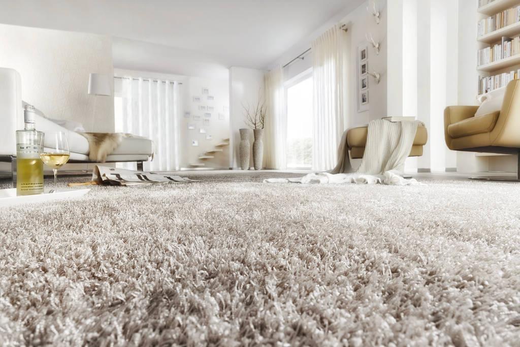 Teppichboden modern - Bodenbelage schlafzimmer ...